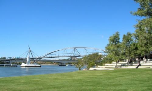 Zdjęcie AUSTRALIA / Qld / Brisbane / Most na South Bank