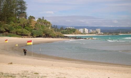 Zdjęcie AUSTRALIA / Qld / Rainbow beach / Rainbow beach