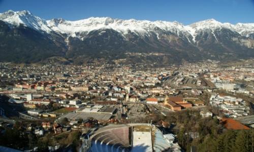 Zdjecie AUSTRIA / Austria / Innsbruck / Innsbruck
