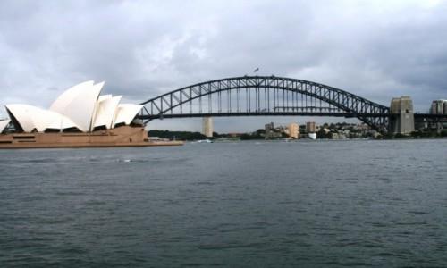 Zdjecie AUSTRALIA / Sydney / Zatoka / Opera