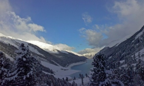 AUSTRIA / Tyrol / okolice Kaunertaler / okolice Kaunertaler