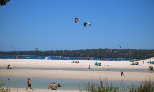 Zdjecie AUSTRALIA / NSW / Hussinson / Wakacje nad oceanem