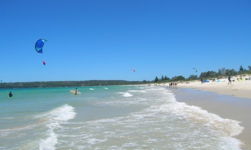 Zdjęcie AUSTRALIA / NSW / Husskinson / Fale..