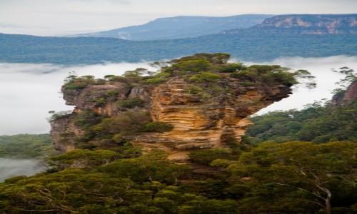 Zdjęcie AUSTRALIA / New South Wales / Blue Mountains / Blue Mountains