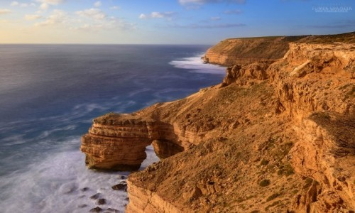 AUSTRALIA / Australia Zachodnia / Kalbarri National Park / Natural Bridge