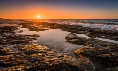 Zdjecie AUSTRALIA / Australia Zachodnia / Exmouth / Zachód nad Indyjskim
