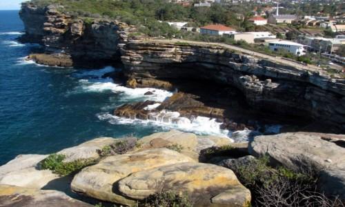 Zdjecie AUSTRALIA / Antypody / Sydney / Nad oceanem