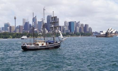Zdjęcie AUSTRALIA / Nowa Południowa Walia / Sydney / Landszafcik