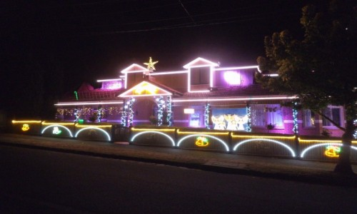 Zdjecie AUSTRALIA / Melbourne / Balwyn / Christmas Lights