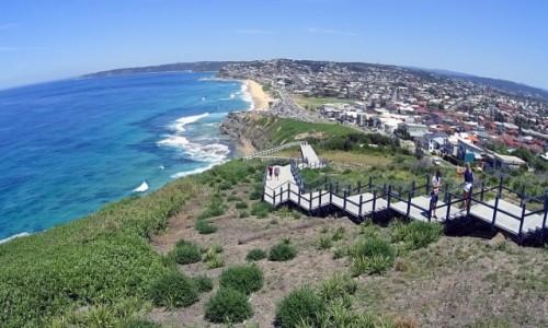 Zdjecie AUSTRALIA / - / Newcastle / Krajobraz