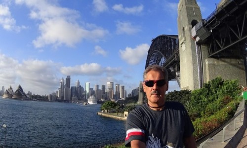 Zdjecie AUSTRALIA / - / Sydney / Widok na Sydney
