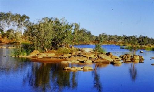 Zdjęcie AUSTRALIA / BROM / DROGA / Po porze deszczowej
