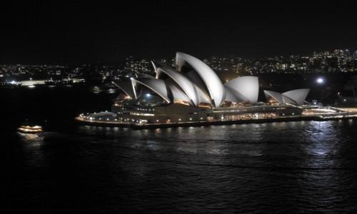 Zdjęcie AUSTRALIA / Nowa Południowa Walia / Sydney / Opera