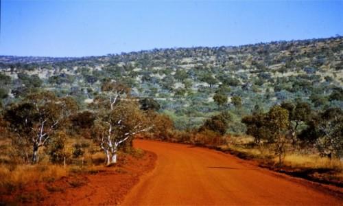 Zdjecie AUSTRALIA / interior / w trasie / Do Darwin