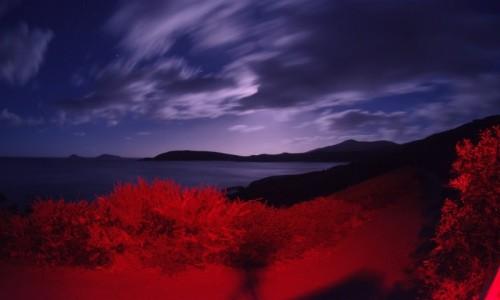 Zdjecie AUSTRALIA / Wilsons Promontory / Squeaky Beach / Squeaky Beach by night