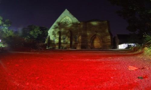 Zdjęcie AUSTRALIA / Melbourne / St Kilda / Spooky Church