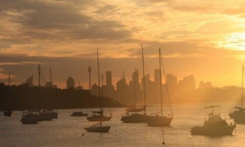 Zdjecie AUSTRALIA / Nowa Południowa Walia / Sydney / Promem z Watson Bay do Circular Quay (I)