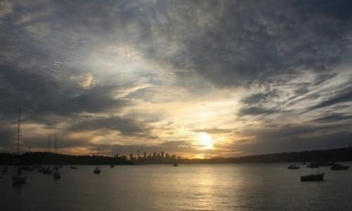 Zdjecie AUSTRALIA / Nowa Południowa Walia / Sydney / Promem z Watson Bay do Circular Quay (II)