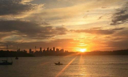 Zdjecie AUSTRALIA / Nowa Południowa Walia / Sydney / Promem z Watson Bay do Circular Quay (III)