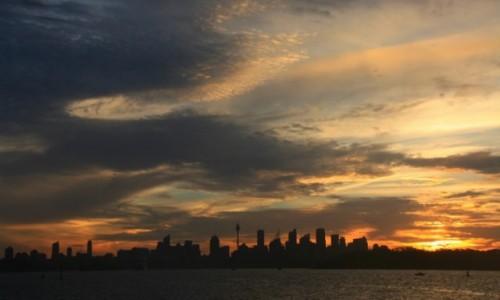 Zdjecie AUSTRALIA / Nowa Południowa Walia / Sydney / Promem z Watson Bay do Circular Quay (IV)