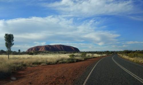 Zdjecie AUSTRALIA / NT / Outback / Uluru