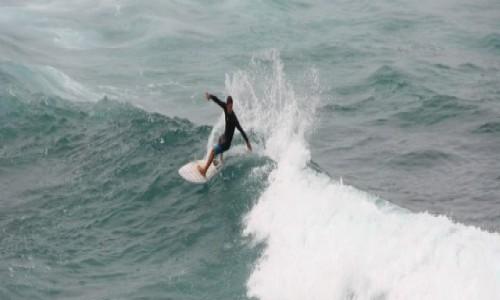Zdjecie AUSTRALIA / Nowa Południowa Walia / Sydney / Na fali (na Bondi Beach) #4