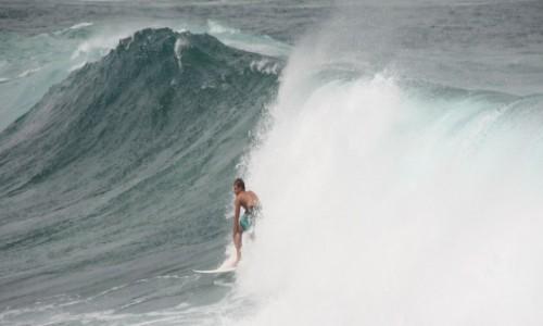 Zdjecie AUSTRALIA / Nowa Południowa Walia / Sydney / Na fali (na Bondi Beach) #5