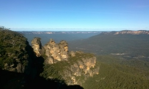 Zdjecie AUSTRALIA / Okolice Sydney / Blue Mountains / Blue Mountains