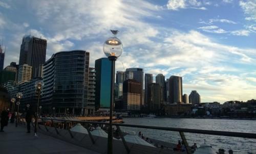 Zdjecie AUSTRALIA / - / Okolice Opery / Sydney