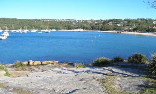 Zdjecie AUSTRALIA / Sydney / Mosman suburb / Mosman-dzielnica Sydney