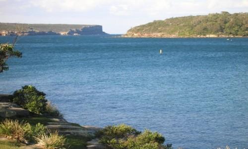 Zdjecie AUSTRALIA / Sydney / Mosman  / Wyjscie na ocean