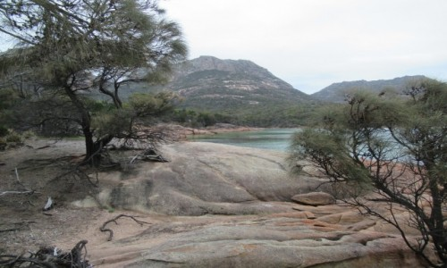 Zdjecie AUSTRALIA / Tasmania / Freycinet Nationalpark / Bay of Fires II