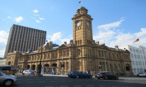 Zdjecie AUSTRALIA / Tasmania / Hobart / Poczta w Hobart