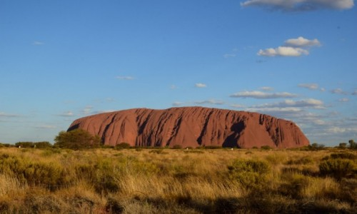 Zdjecie AUSTRALIA / Northern Territory / Uluru / Uluru