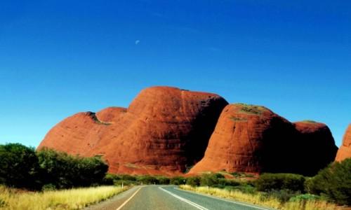 Zdjecie AUSTRALIA / Northern Territory / Olgas 2 / Olgas 2