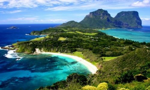 Zdjecie AUSTRALIA / NSW / Wyspa / Wyspa Lord Howe