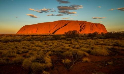 Zdjecie AUSTRALIA / - / Uluru-Kata Tjuta National Park / Uluru
