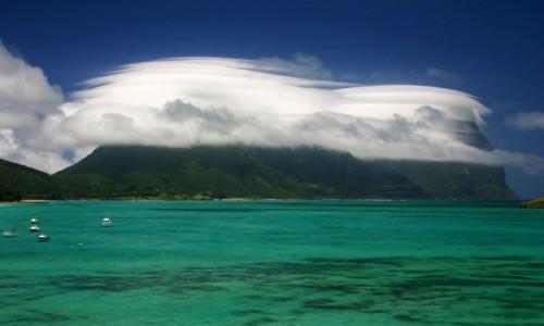Zdjecie AUSTRALIA / NSW / Lord Howe Island / Tajemnicza Wyspa