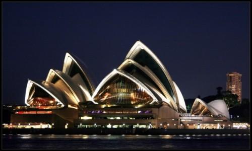 Zdjecie AUSTRALIA / NSW / Sydney / Opera