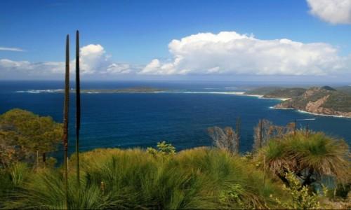 AUSTRALIA / NSW / Shoal Bay / Gdzieś daleko