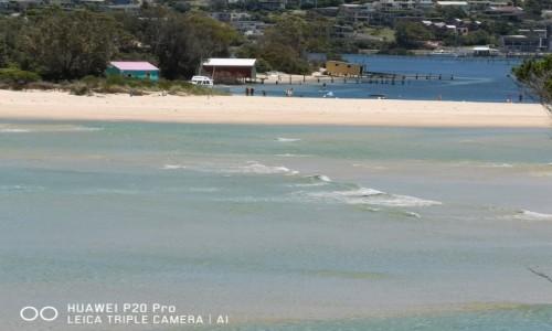Zdjecie AUSTRALIA / NSW  / Merimbula  / Australijskie plaże