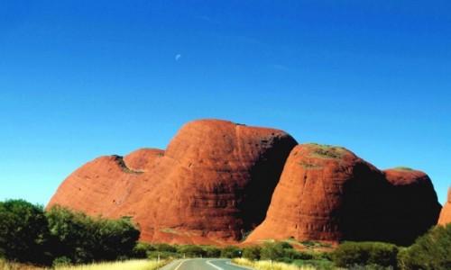 Zdjecie AUSTRALIA / N.T / Uluru / Olgas 2
