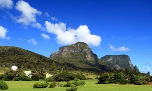 Zdjecie AUSTRALIA / NPW / Lord Howe Island / Wyspa