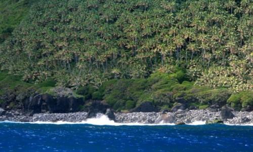 Zdjecie AUSTRALIA / N.P.W / Gzieś na Pacyfiku / Tajemnicza Wyspa