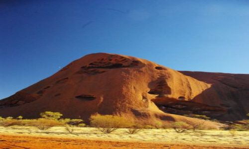 Zdjecie AUSTRALIA / Norther Teritory / Ayers Rock / Ayers Rock