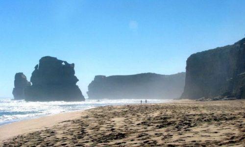 Zdjecie AUSTRALIA / Wiktoria / Great Ocean Road / Gibson Steps