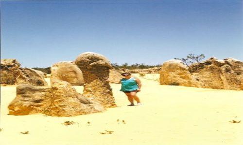 Zdjecie AUSTRALIA / Australia Zachodnia / Cervantes / Pinacle