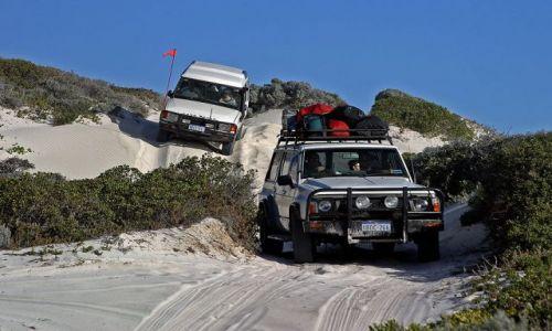 Zdjecie AUSTRALIA / Outback / ok. Perth / Przygoda