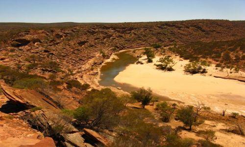 Zdjecie AUSTRALIA / WA / Park Narodowy Kalbarri / Kalbarri 2