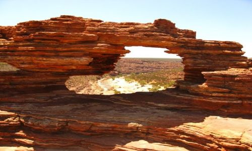 Zdjecie AUSTRALIA / WA / Park Narodowy Kalbarri / Kalbarri 3